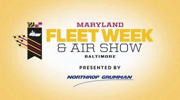 Visit Maryland TV Spot, '2018 Maryland Fleet Week & Air Show Baltimore' - Thumbnail 7