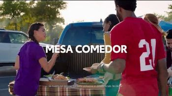 Toyota Tailgate Event TV Spot, 'Centro de entretenimiento' [Spanish] [T2] - Thumbnail 2