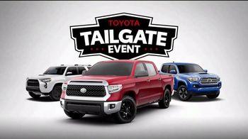 Toyota Tailgate Event TV Spot, 'Centro de entretenimiento' [Spanish] [T2] - Thumbnail 6