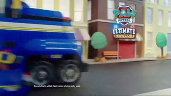 PAW Patrol Ultimate Rescue Vehicles TV Spot, 'Saved the Bear' - Thumbnail 1