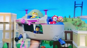 PAW Patrol Ultimate Rescue Vehicles TV Spot, 'Saved the Bear' - Thumbnail 4