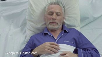 Sleepwellrested.com TV Spot, 'Exhausted' - Thumbnail 4