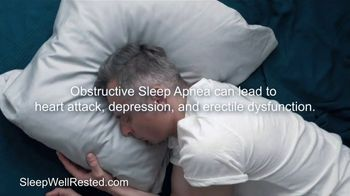 Sleepwellrested.com TV Spot, 'Exhausted' - Thumbnail 5