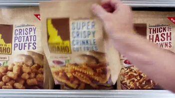 Lamb Weston Grown in Idaho Super Crispy Crinkle Cut Fries TV Spot, 'Real Idaho Potatoes'