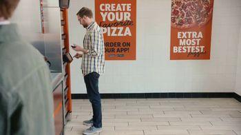 Little Caesars Pizza App TV Spot, 'Skip the Register' - Thumbnail 4