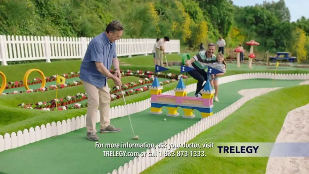 TRELEGY TV Commercial, 'The Power of 1-2-3'