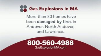 Sokolove Law TV Spot, 'Gas Explosions in MA' - Thumbnail 1