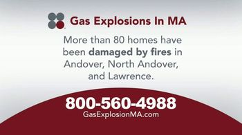 Sokolove Law TV Spot, 'Gas Explosions in MA' - Thumbnail 2