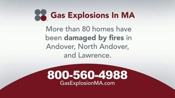Sokolove Law TV Spot, 'Gas Explosions in MA' - Thumbnail 3