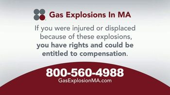 Sokolove Law TV Spot, 'Gas Explosions in MA' - Thumbnail 5