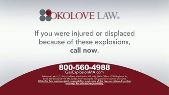 Sokolove Law TV Spot, 'Gas Explosions in MA' - Thumbnail 9