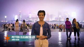 Adventures by Disney TV Spot, 'Peyton Elizabeth Lee Visits Shanghai' - 34 commercial airings