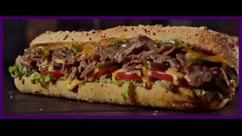 Subway Chipotle Cheesesteak  TV Spot, 'Pool Service' - Thumbnail 8