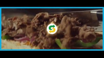 Subway Chipotle Cheesesteak  TV Spot, 'Pool Service' - Thumbnail 5