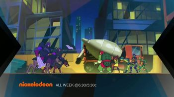 XFINITY On Demand TV Spot, 'X1: Rise of the Teenage Mutant Ninja Turtles' - Thumbnail 7
