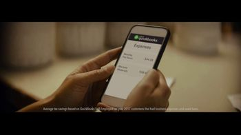 Intuit QuickBooks Self-Employed TV Spot, 'Small Business Owners: Backing Gopi Shah' - Thumbnail 8