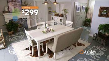 Ashley HomeStore Columbus Day Sale TV Spot, 'Ends Monday' - Thumbnail 4