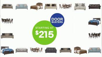 Ashley HomeStore Columbus Day Sale TV Spot, 'Doorbusters' - Thumbnail 3