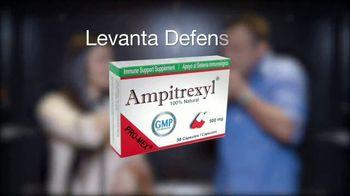Ampitrexyl TV Spot, 'Levanta defensas' [Spanish] - Thumbnail 10