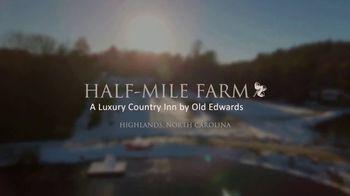 Half-Mile Farm TV Spot, 'Holiday Escape' - Thumbnail 7