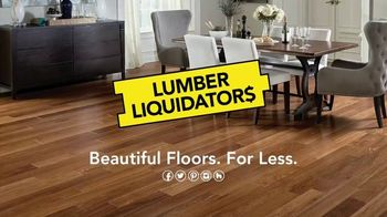 Lumber Liquidators Fall Flooring Sale TV Spot, 'Classic Look' - Thumbnail 10