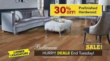 Lumber Liquidators Fall Flooring Sale TV Spot, 'Classic Look' - Thumbnail 4