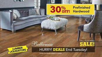 Lumber Liquidators Fall Flooring Sale TV Spot, 'Classic Look' - Thumbnail 5