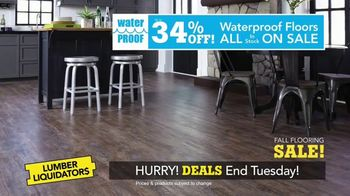 Lumber Liquidators Fall Flooring Sale TV Spot, 'Classic Look' - Thumbnail 7
