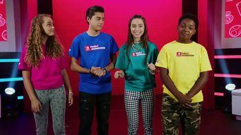 Nintendo Switch TV Spot, 'Disney Channel: Family Showdown'