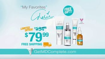 MD Complete Skincare TV Spot, 'Look Your Best' Featuring Marie Osmond - Thumbnail 6