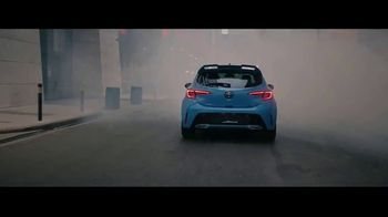 2019 Toyota Corolla Hatchback TV Spot, 'Anthem' [T1] - Thumbnail 3