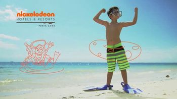 Nickelodeon Hotels & Resorts Punta Cana TV Spot, 'Soak Up Fun: 55 Percent' - Thumbnail 1