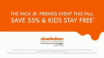 Nickelodeon Hotels & Resorts Punta Cana TV Spot, 'Soak Up Fun: 55 Percent' - Thumbnail 10