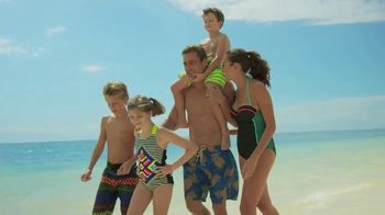 Nickelodeon Hotels & Resorts Punta Cana TV Spot, 'Soak Up Fun: 55 Percent'