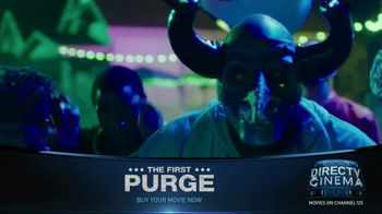 DIRECTV Cinema TV Spot, 'The First Purge'