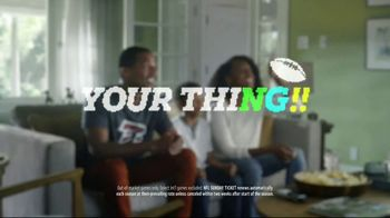 DIRECTV NFL Sunday Ticket TV Spot, 'Life Lessons: Every Live Game' - Thumbnail 10