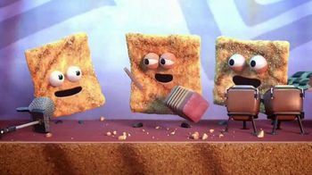 Cinnamon Toast Crunch TV Spot, 'Concert'
