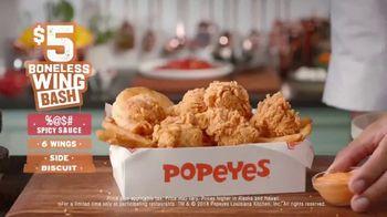 Popeyes %@$# Spicy Sauce TV Spot, 'Censor' - Thumbnail 10