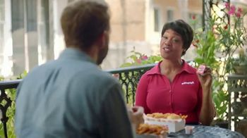Popeyes %@$# Spicy Sauce TV Spot, 'Censor' - Thumbnail 3