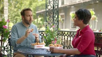 Popeyes %@$# Spicy Sauce TV Spot, 'Censor' - Thumbnail 5