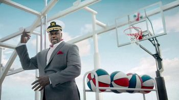 Carnival TV Spot, 'Never Want to Stop' Featuring Shaquille O'Neal - 17 commercial airings