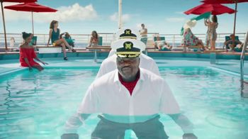 Carnival TV Spot, 'Never Want to Stop' Featuring Shaquille O'Neal - Thumbnail 6
