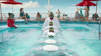 Carnival TV Spot, 'Never Want to Stop' Featuring Shaquille O'Neal - Thumbnail 7