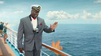 Carnival TV Spot, 'Never Want to Stop' Featuring Shaquille O'Neal - Thumbnail 8