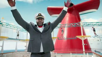 Carnival TV Spot, 'Never Want to Stop' Featuring Shaquille O'Neal - Thumbnail 9