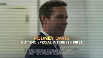 Democratic Congressional Campaign Committee TV Spot, 'Rodney Davis' - Thumbnail 7