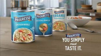Progresso Soup TV Spot, 'Elegant Words' - Thumbnail 10