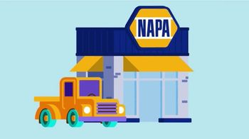 NAPA Auto Parts TV Spot, 'Come Here First' - Thumbnail 10