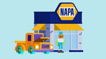 NAPA Auto Parts TV Spot, 'Come Here First'