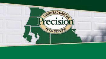 Precision Door Service TV Spot, 'Broken Spring' - Thumbnail 9